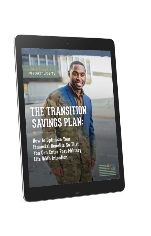 Transition Savings Plan eBook