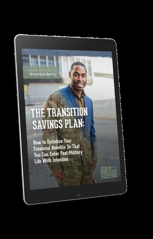 Transition Savings Plan eBook