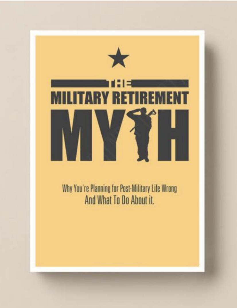 military retirement myth