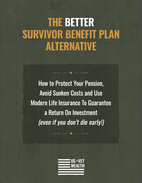 The Better Survivor Benefit Plan Alternative
