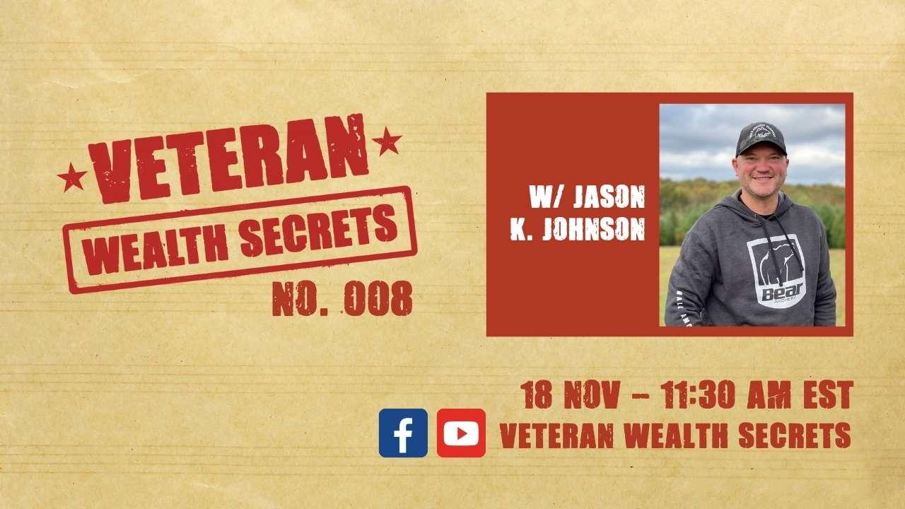 Jason K. Johnson - Project K-9 Hero