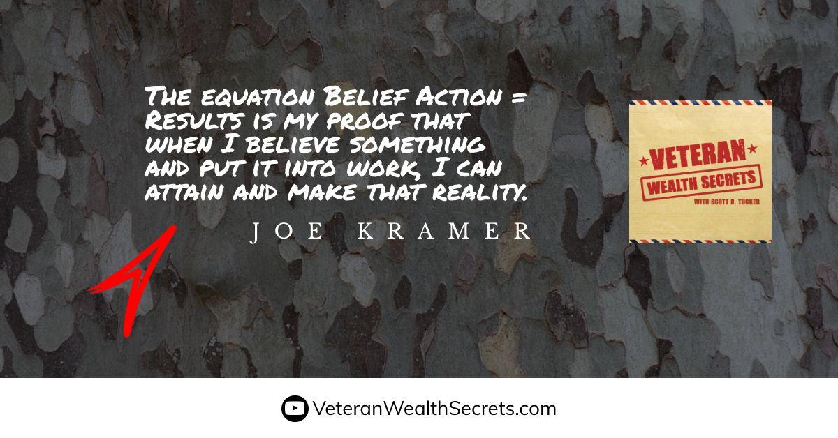 Joe Kramer Quote Image