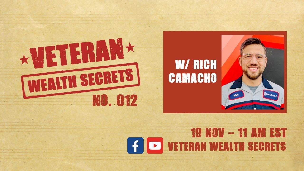 Rich Camacho of BlueRecruit