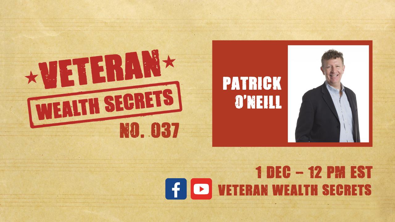 Patrick O' Neill